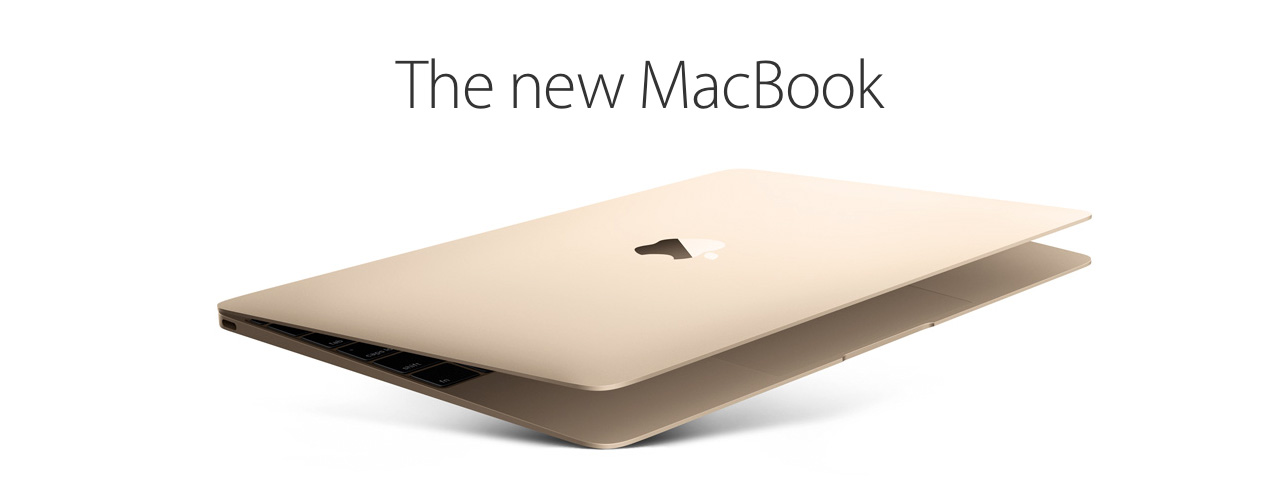 New MacBook 12inch